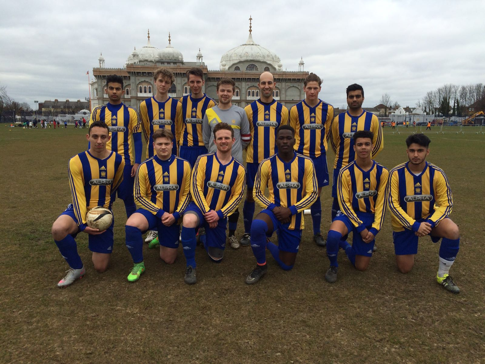 Saturday Reserves 2015-16