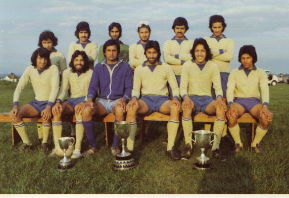 First team from 1975 to 1978