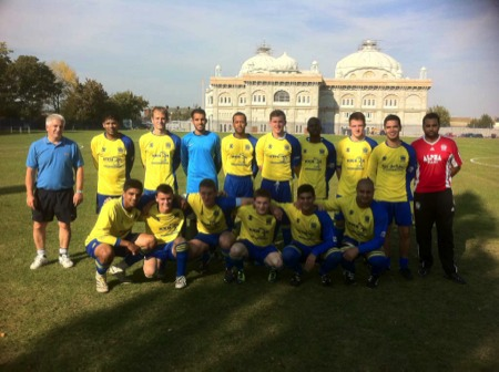 Saturday 1st Team 2011/12