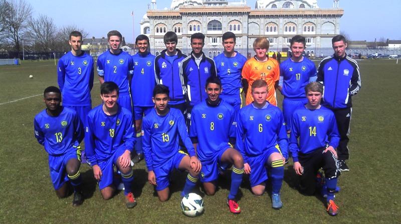 Under 16's 2012-13