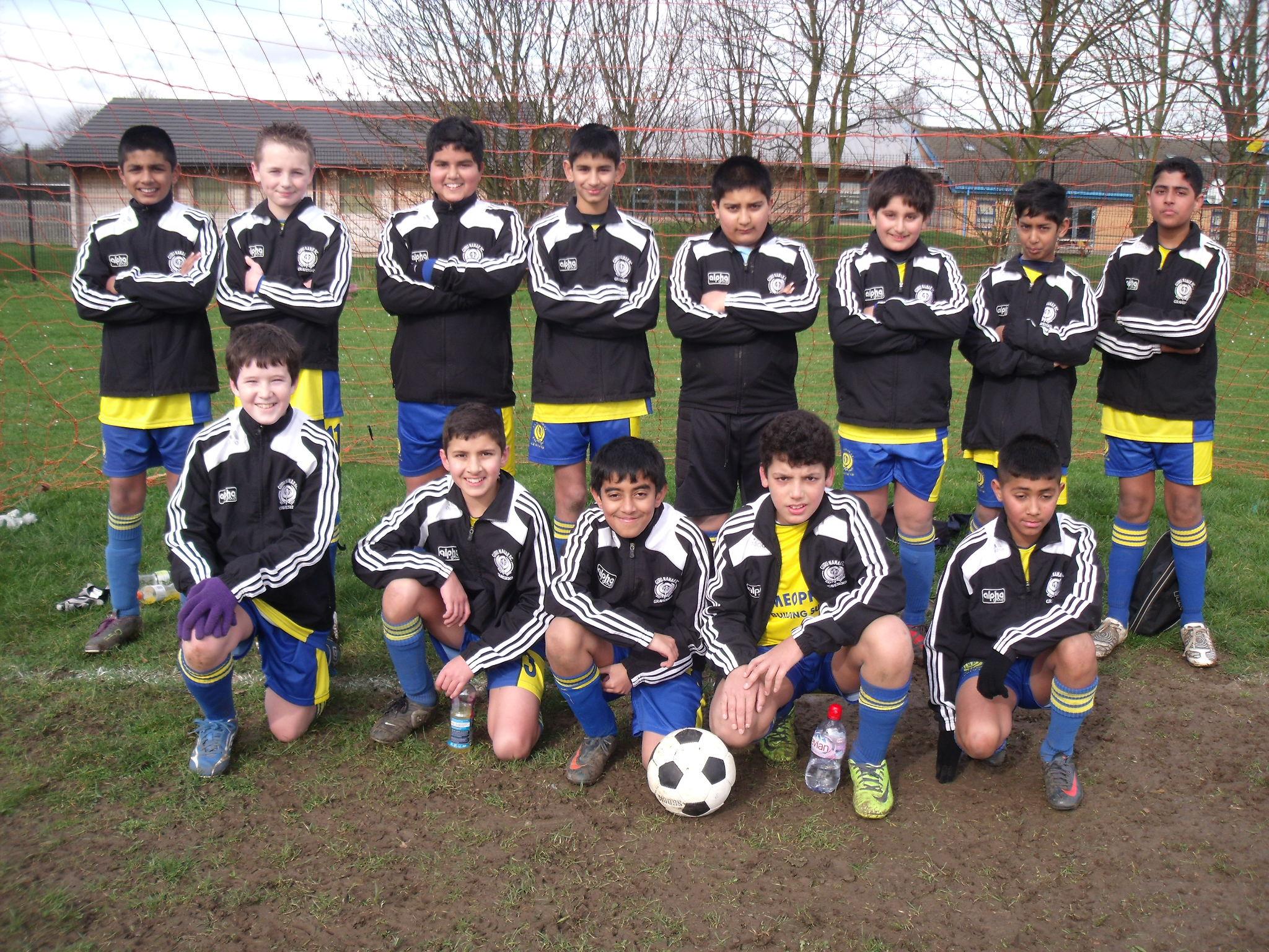 Under 12's 2010-11