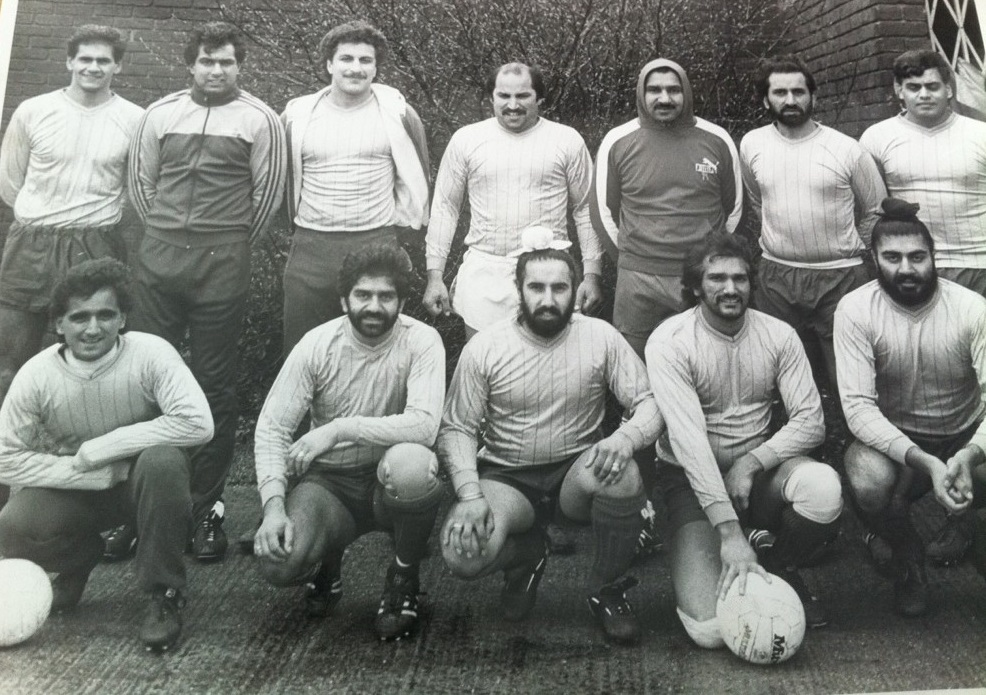 Reserve Team from the late 80's