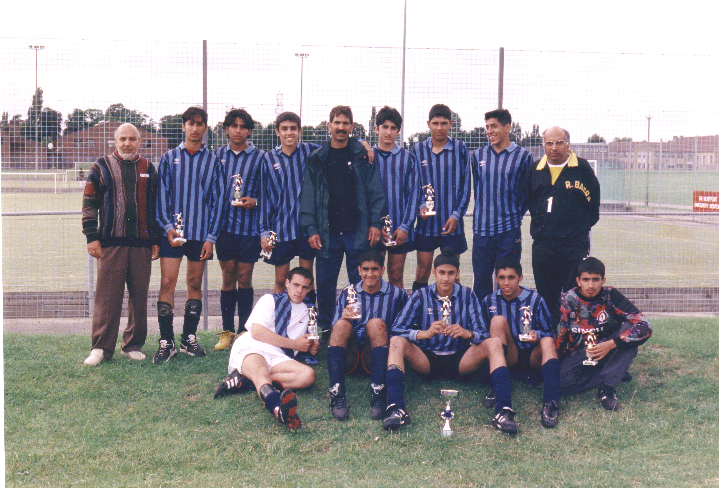 1997 Under 15's Bedford Youth Tournament
