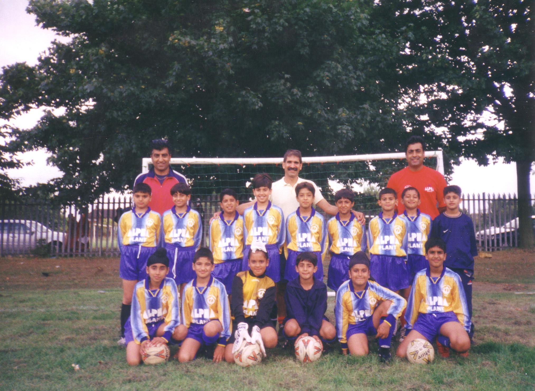 Youth 2002 - U12's