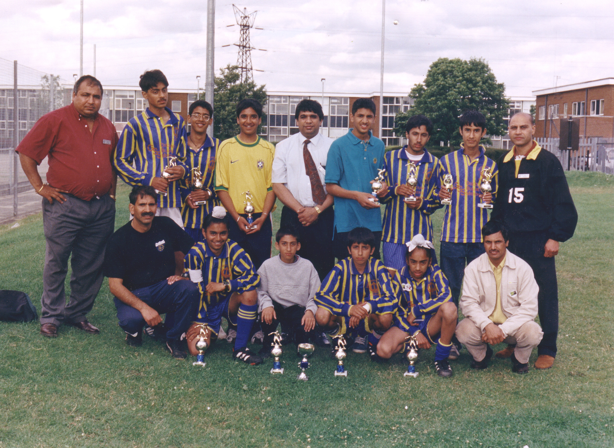 1997 Under 13's Bedford YouthTournament