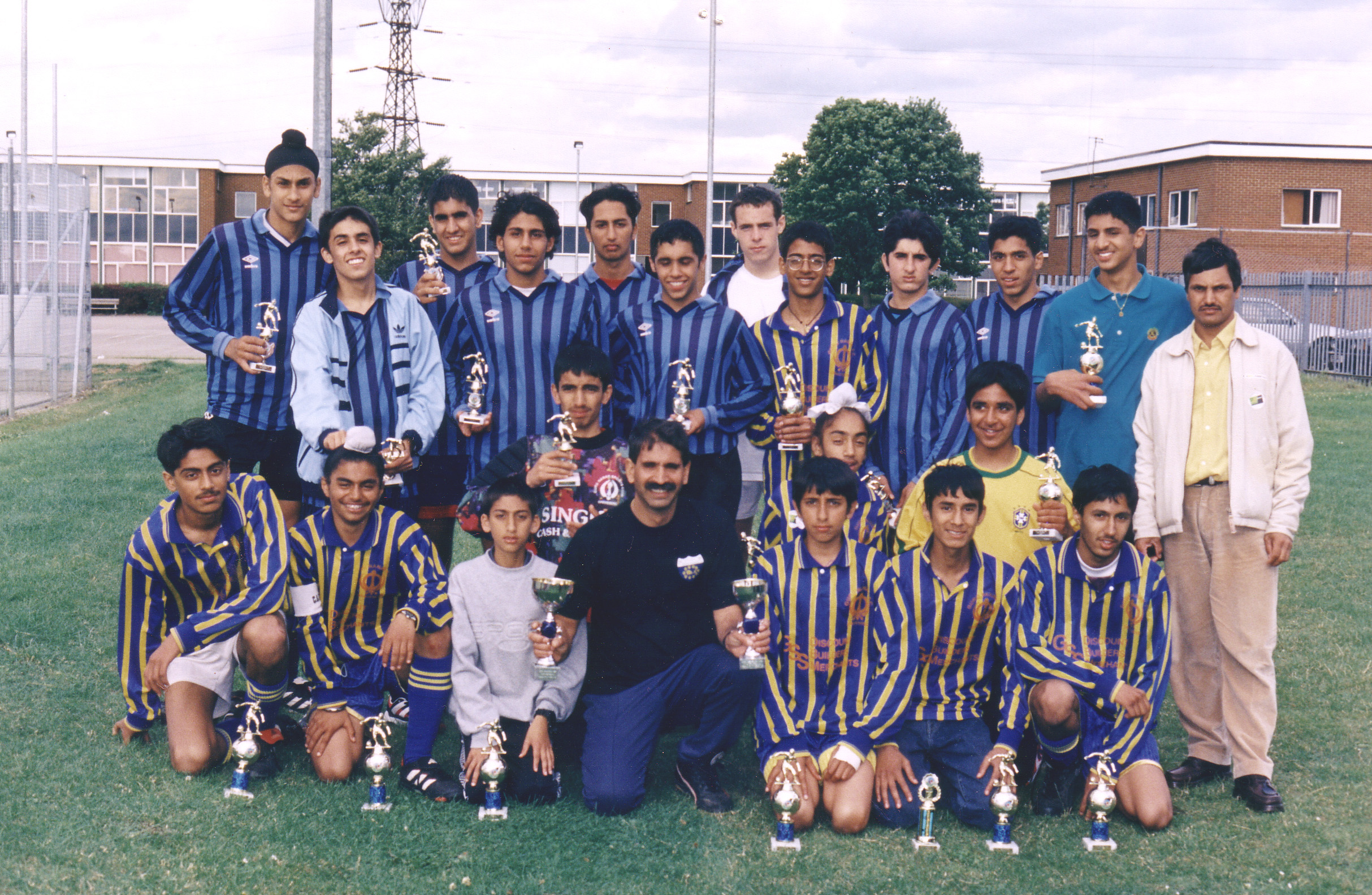 1997 Bedford Youth Tournament U13's & U15's