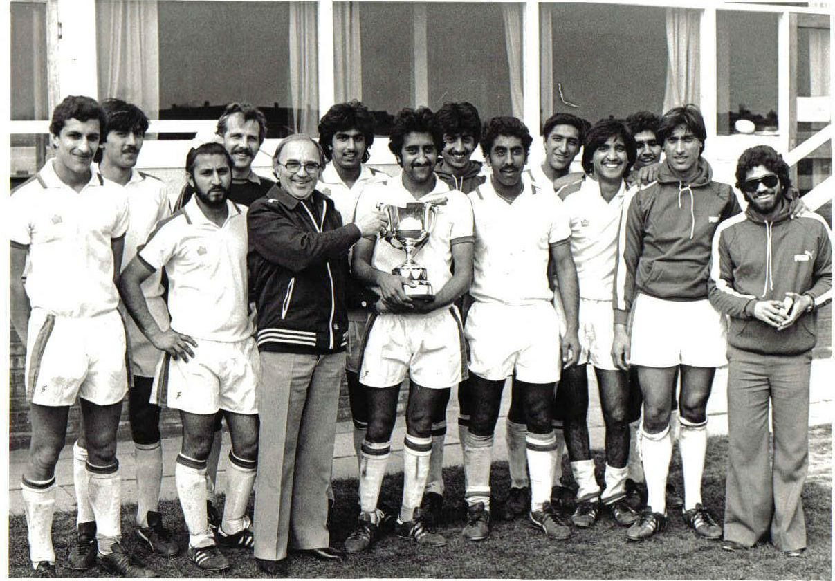 League Cup A Winners 1979/80 - Beat Bowater Sports 1-0 in Final