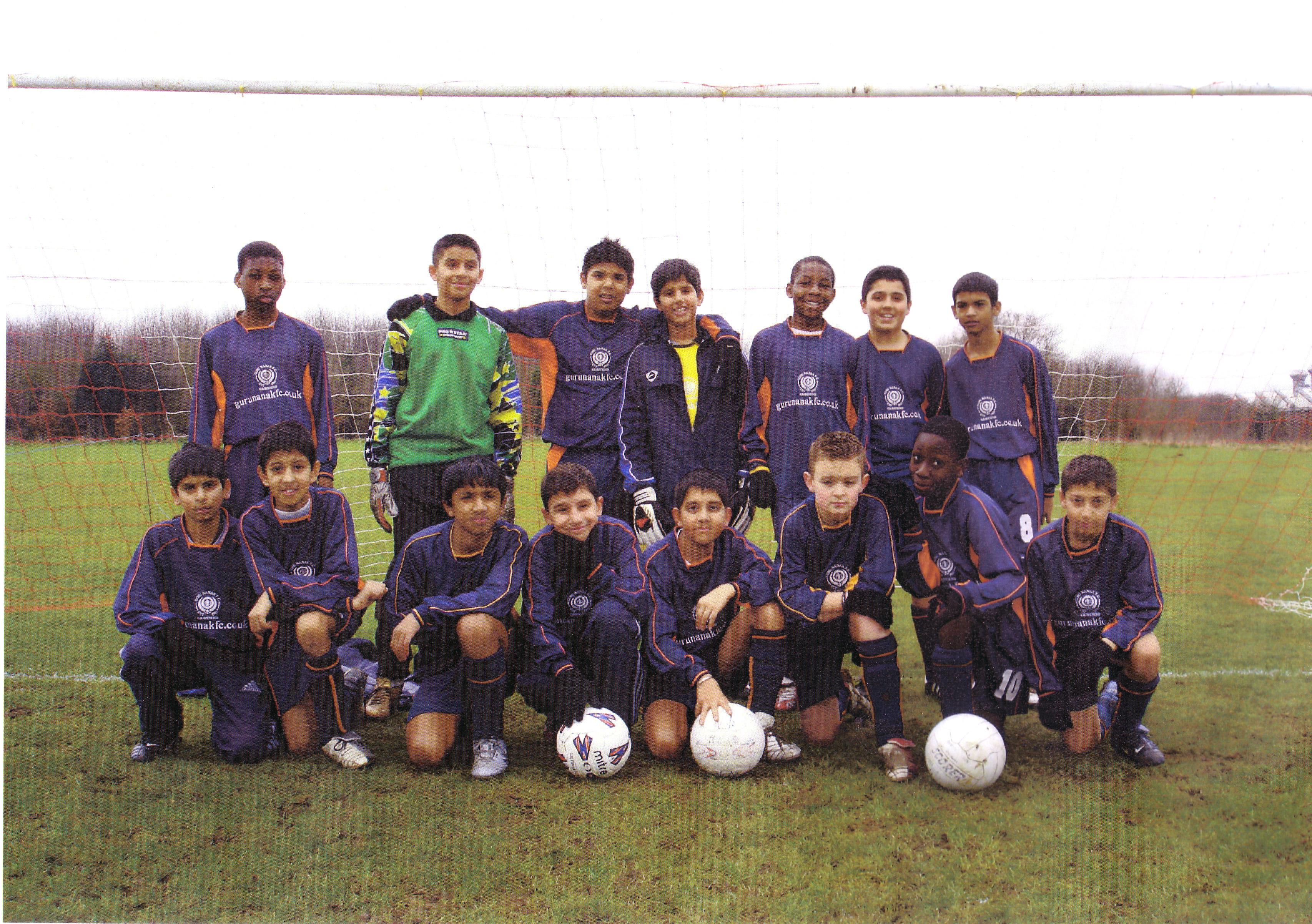 Under 13's 2004/05
