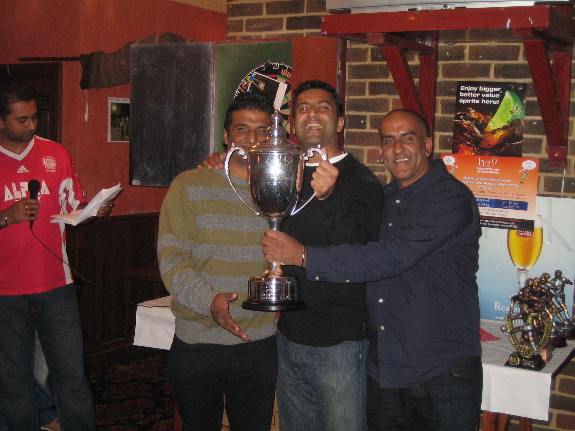 NKSL Reporter Cup Winners 2006