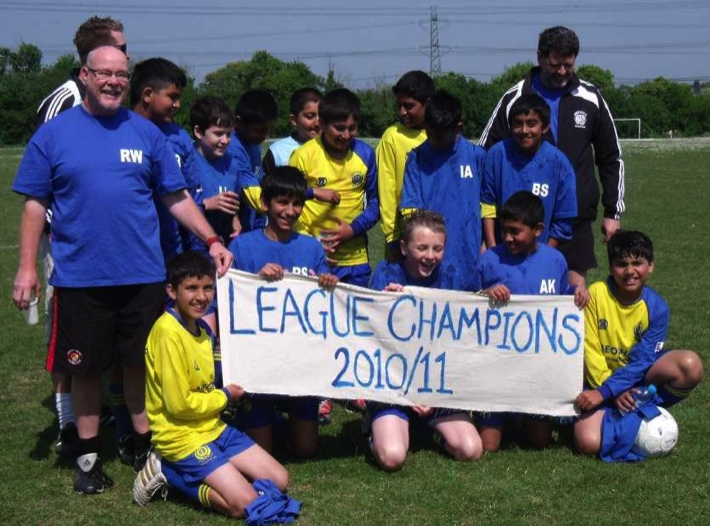 2010-11 MMYL Division 2 Winners