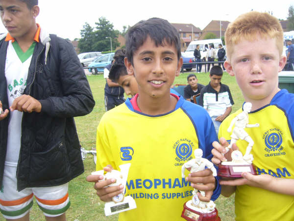 Bedford 2008 - Suniel & Connor