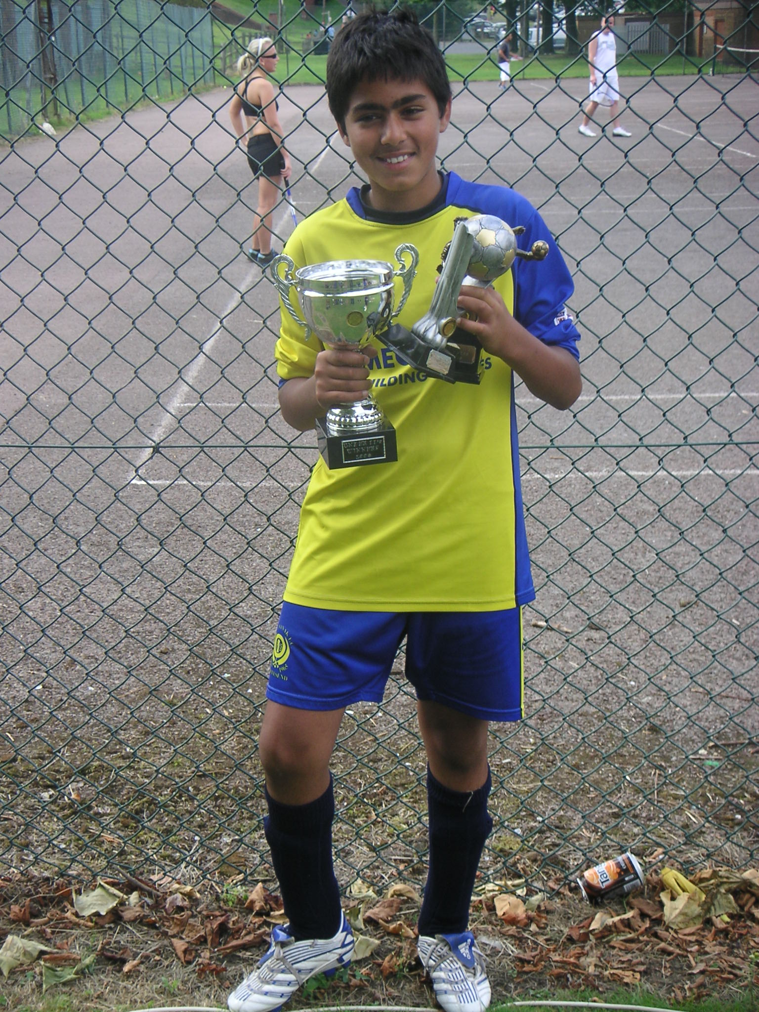 Abhijit Dhillon - Player Of the Tournament - Birmingham