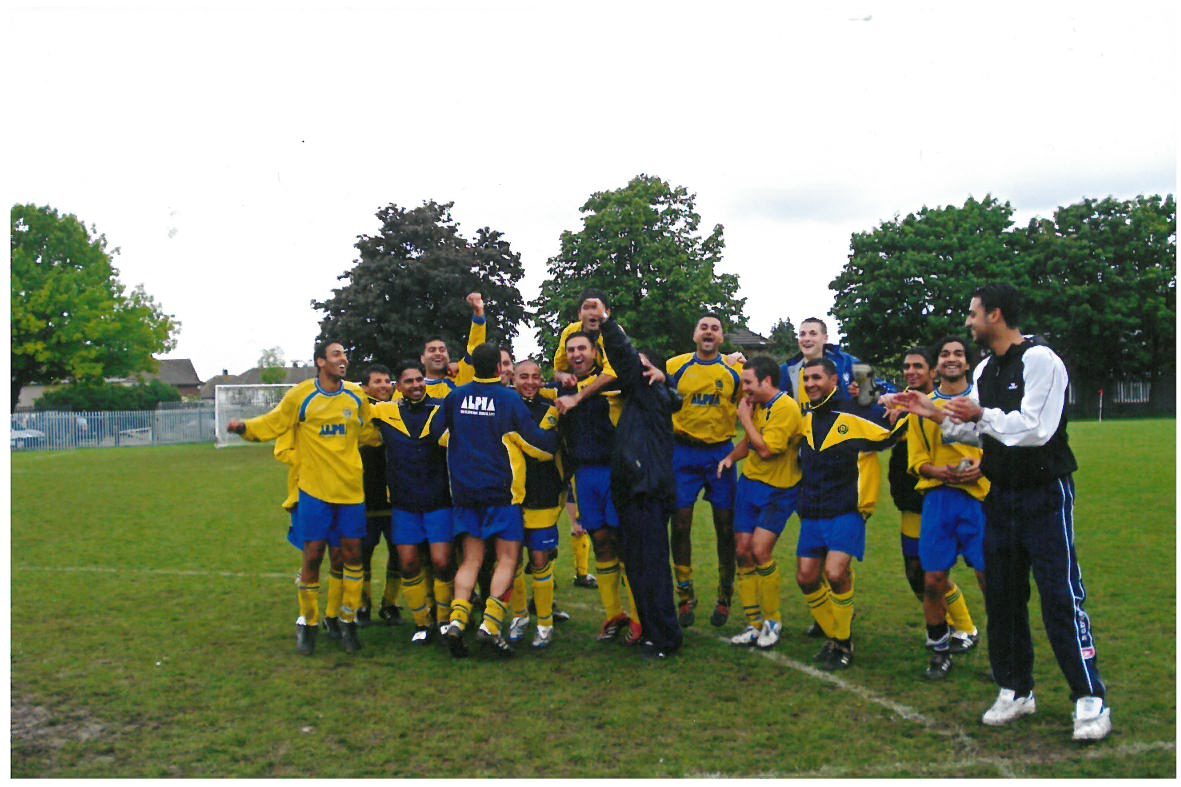 Gravesend Tournament Winners