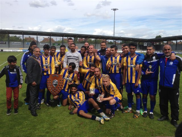 Charity Shield Winners