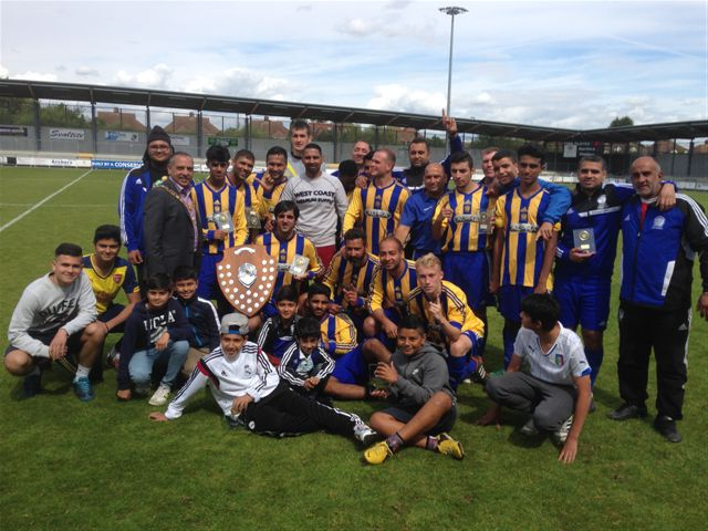 Charity Shield 2014 Winners