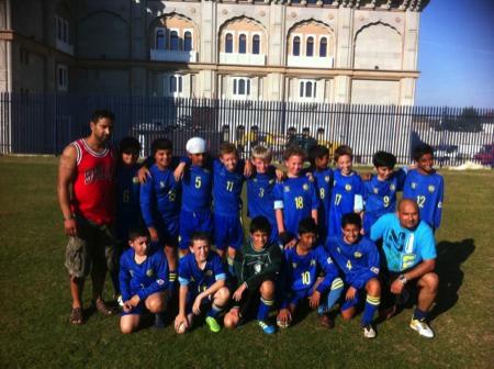 Under 12's Squad 2011-12