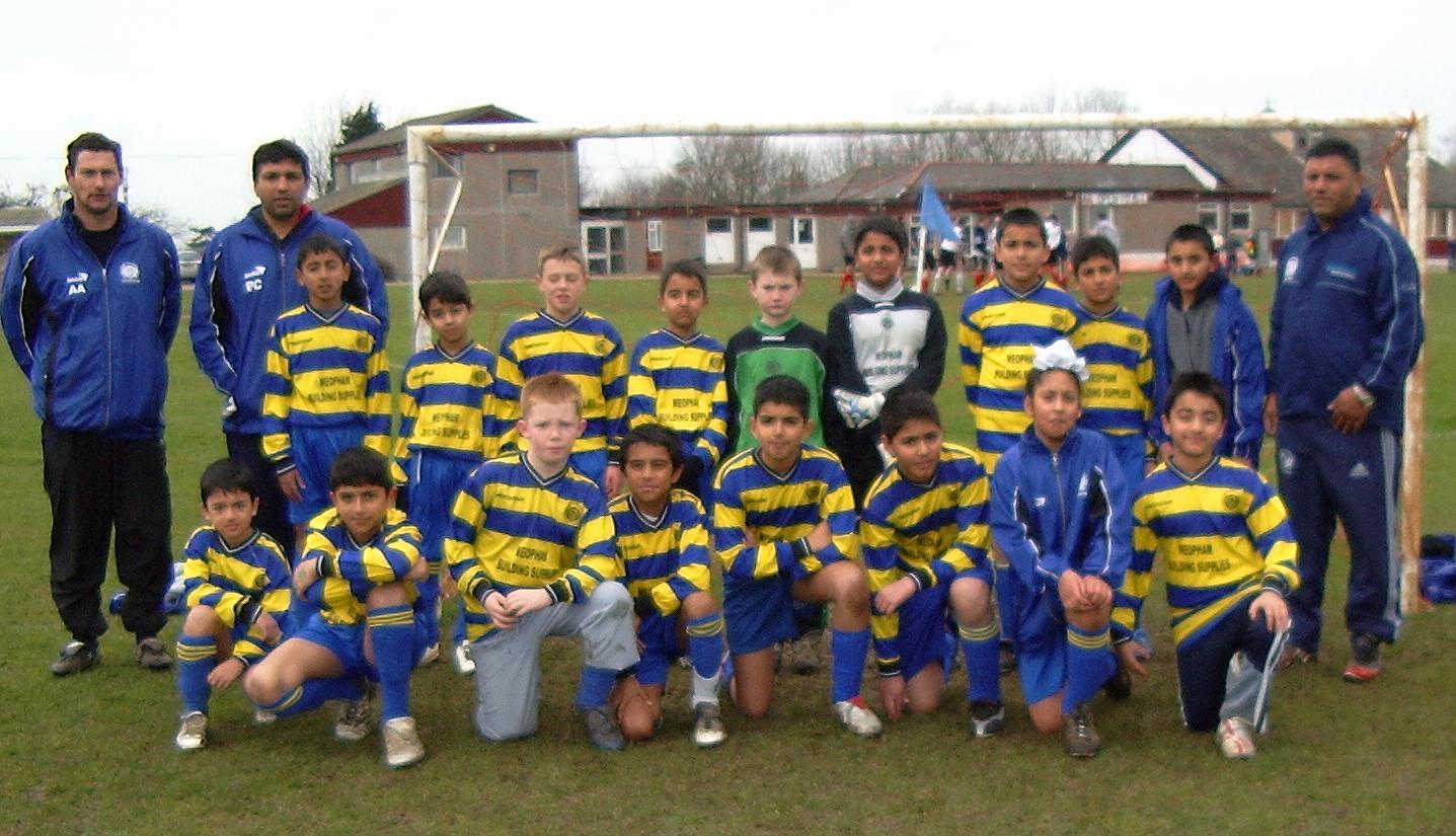 Under 10s 2006-7