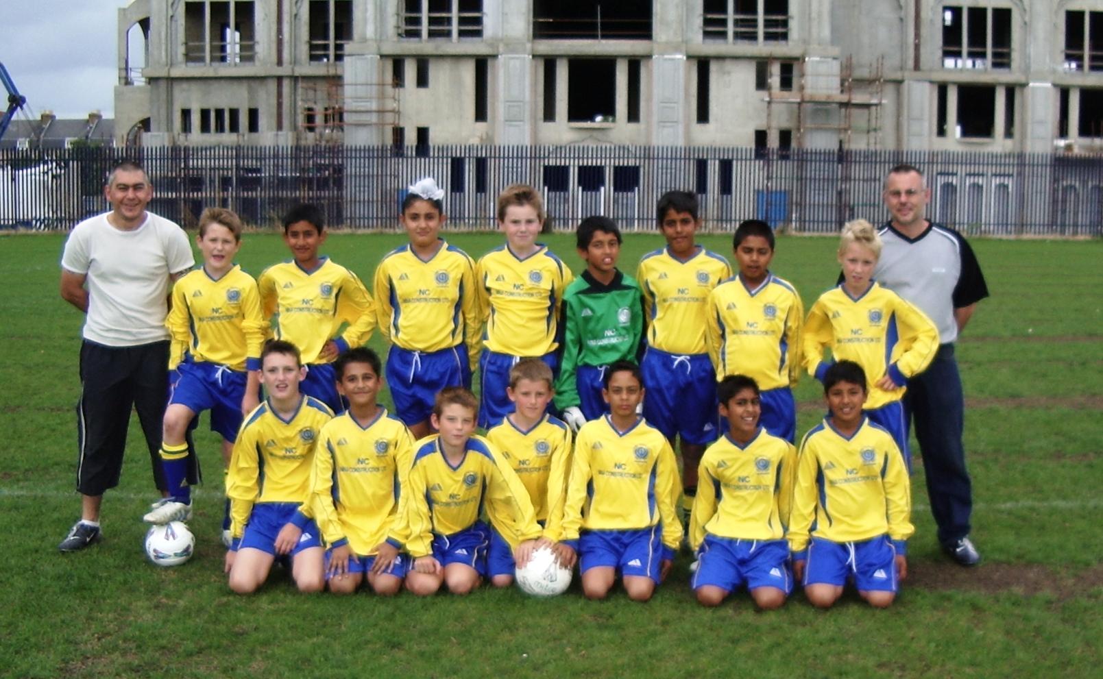 Under 11s 2006-7