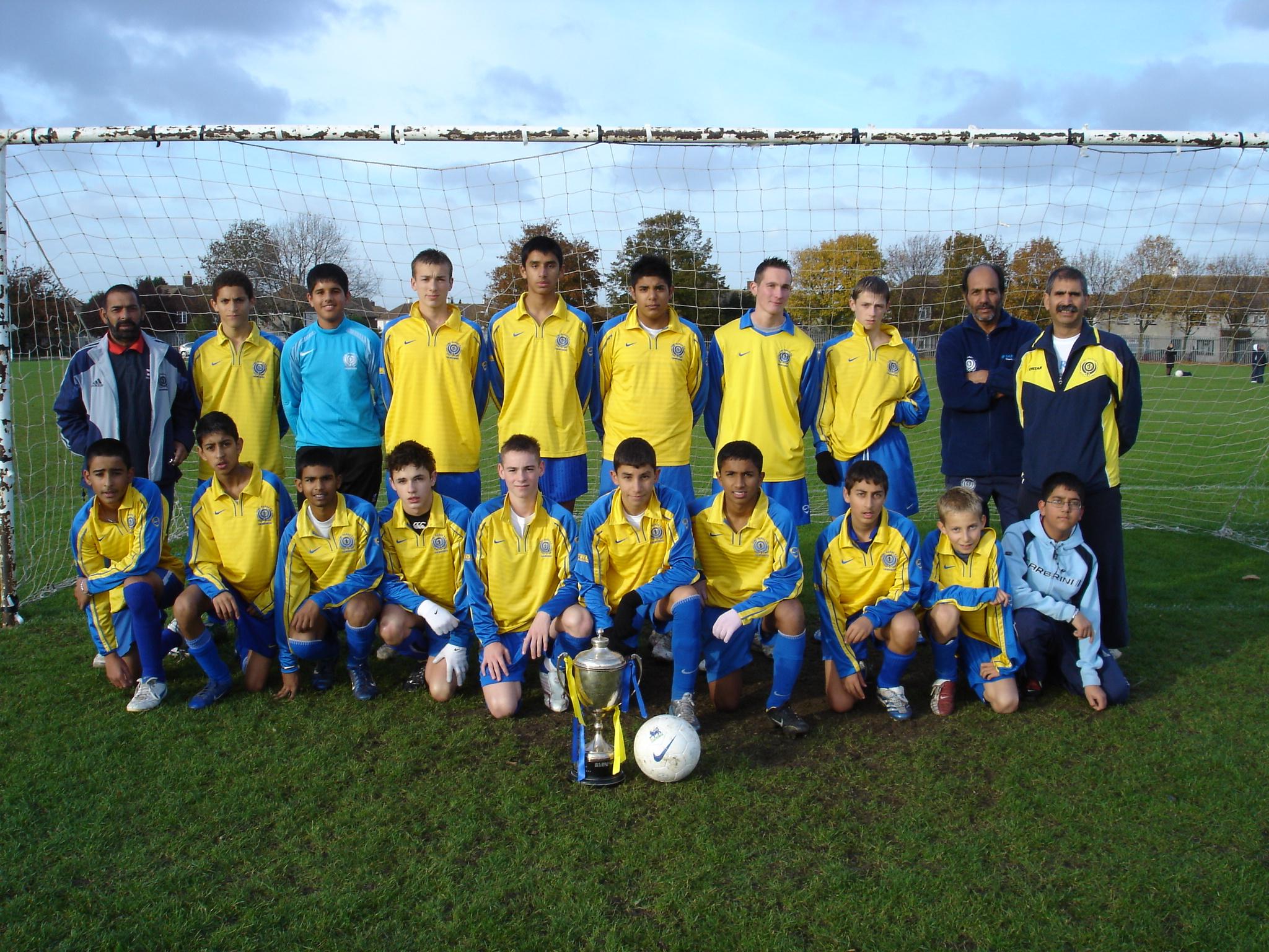 Under 15s 2006-7