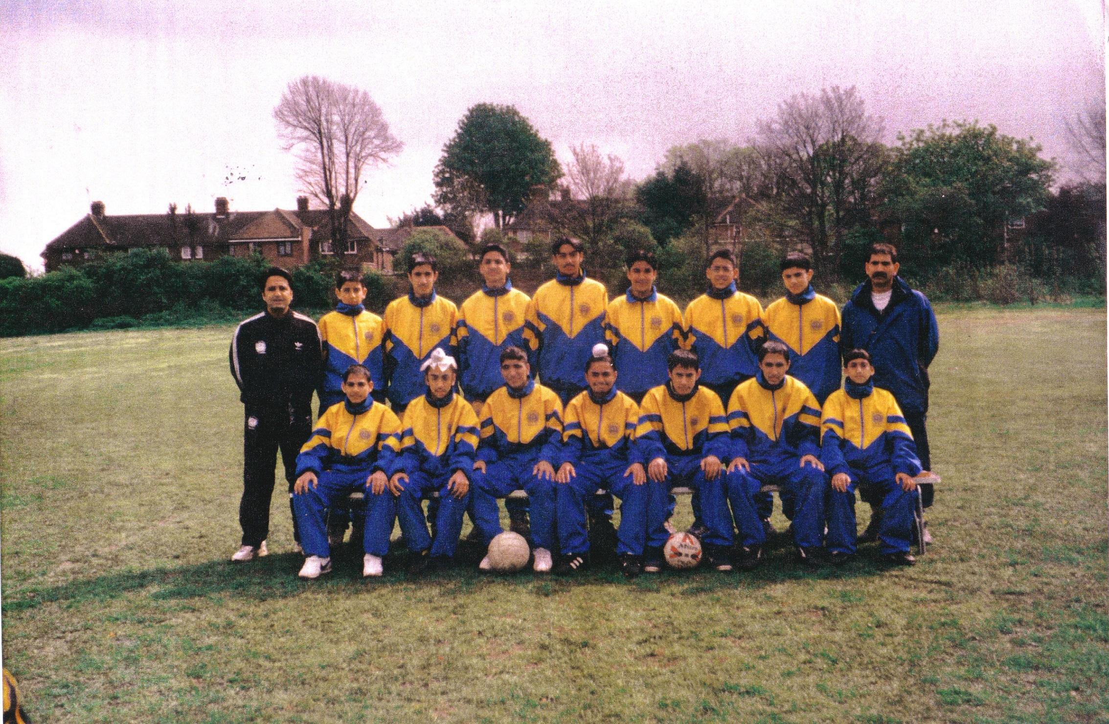 1997 Under 13's