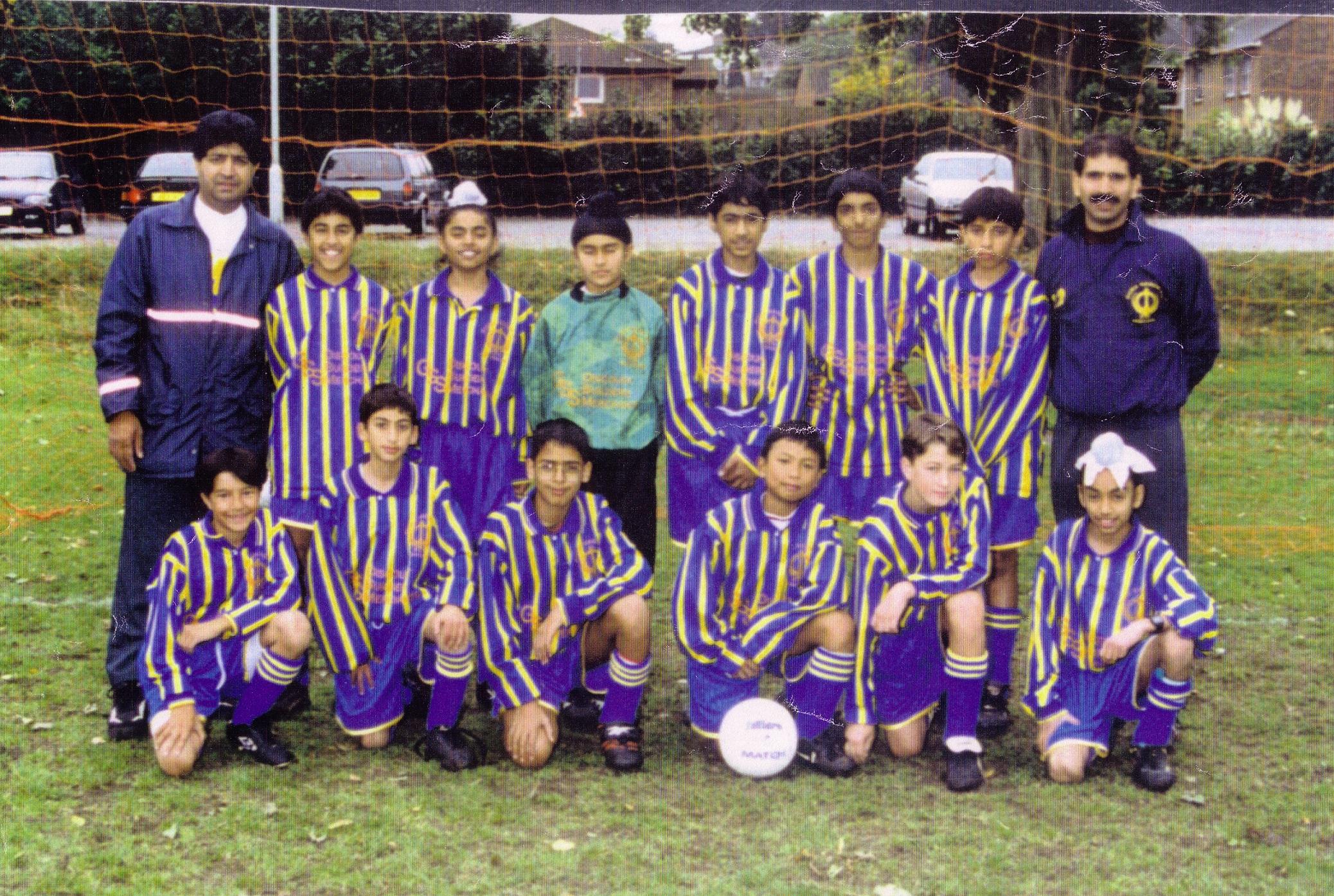 1995 Under 11's