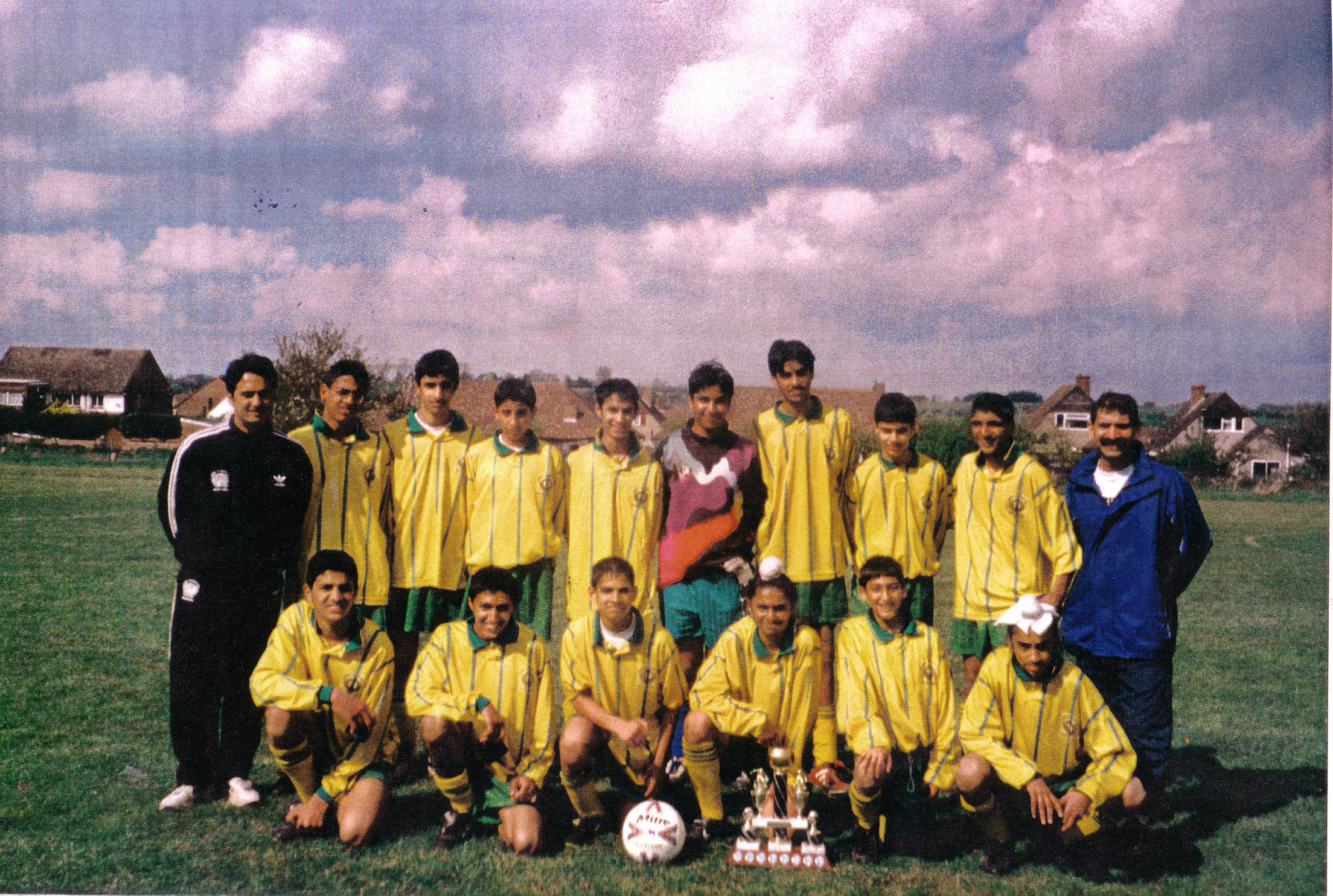 1998 Under 14's Supplementary cup final