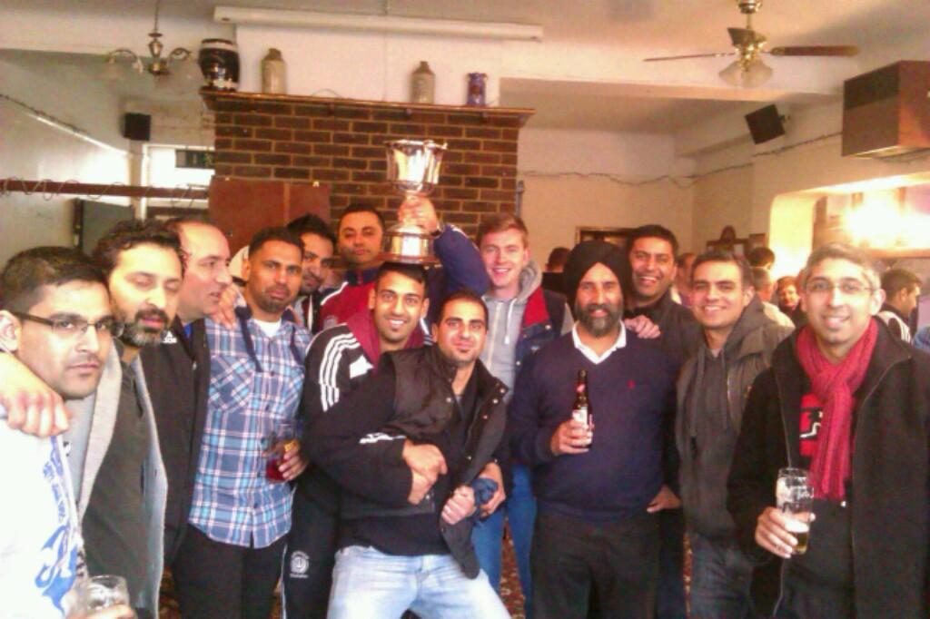Pub celebrations