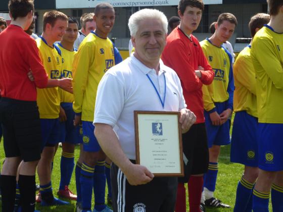 Manager's award
