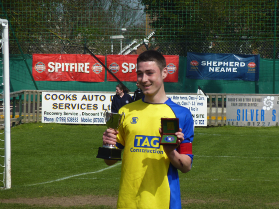 Captain Reece man of the match