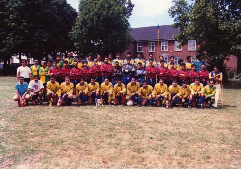 Senior Squads from 1994