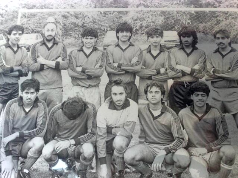 B Team from 1987