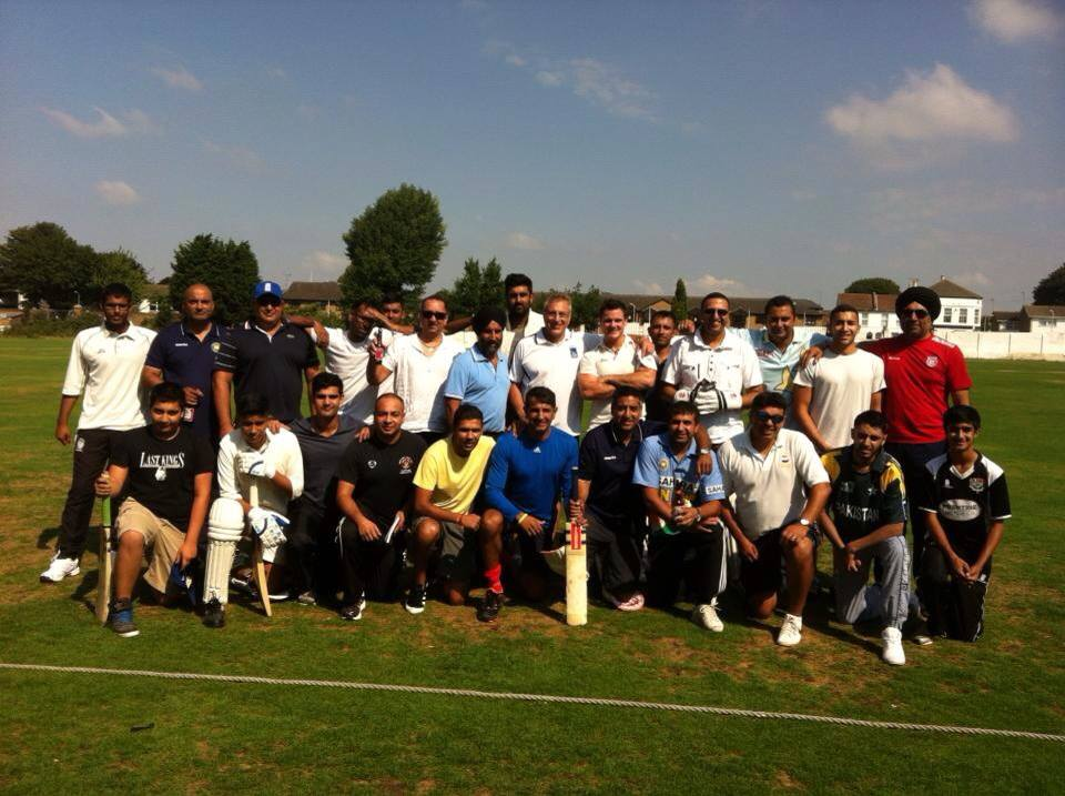 GNG Cricket Day - August 2013