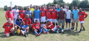 Veterans Charity Cup 2015