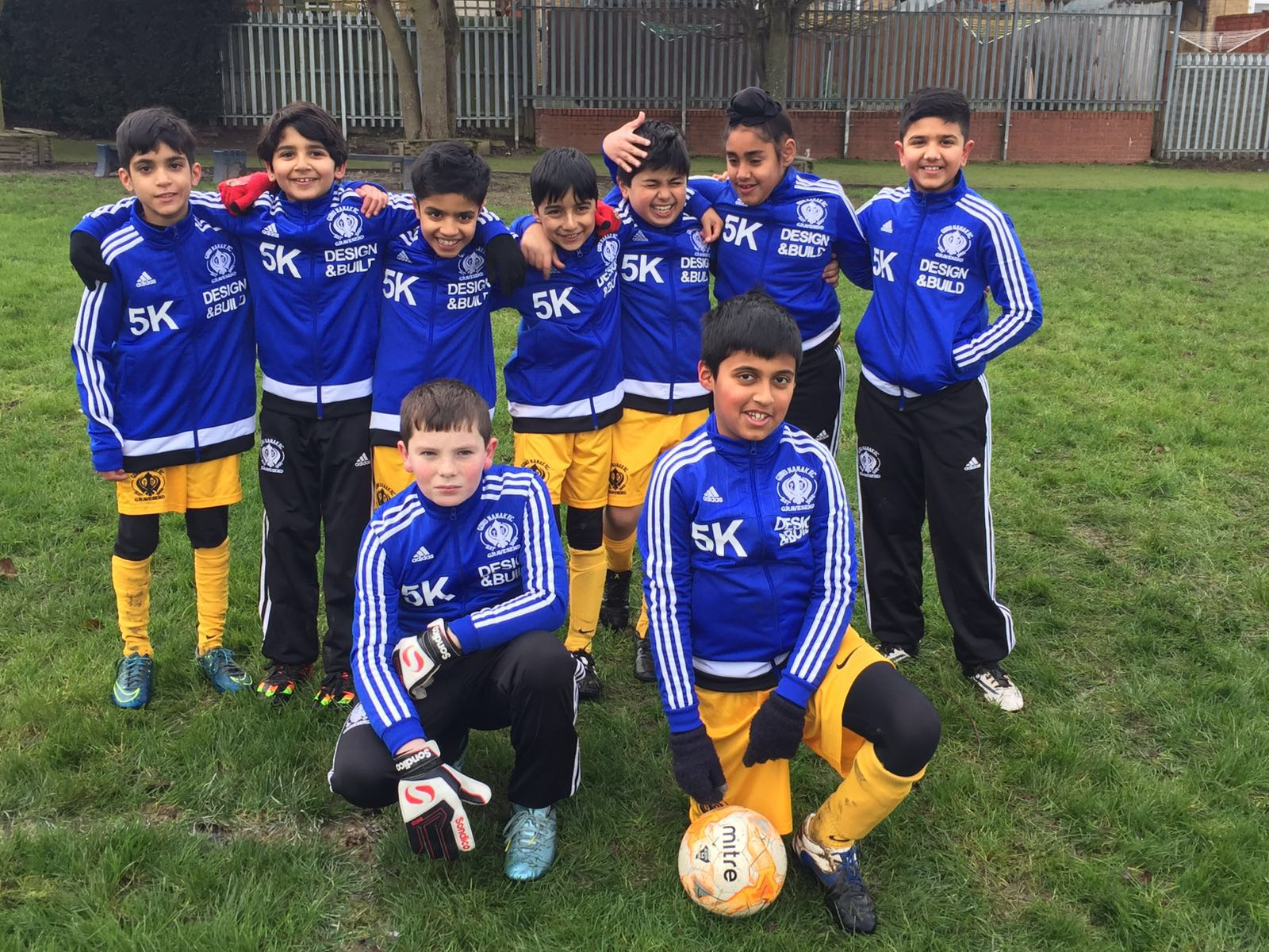 UNDER 13 YELLOW – SEASON 2018/19