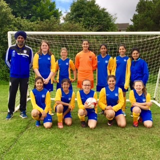 UNDER 14 LADIES – SEASON 2018/19