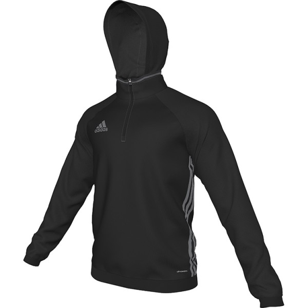 Adidas Condivo 16 Fleece Top  Black (ADULTS)