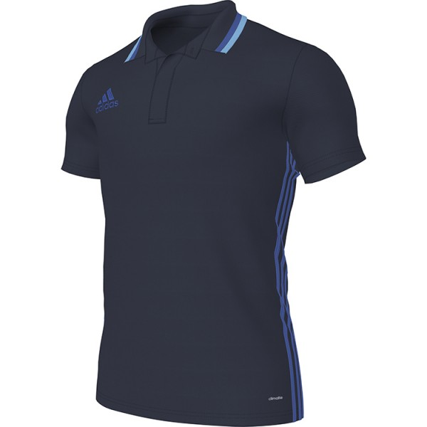 Adidas Condivo 16 Polo Shirt Blue (ADULTS)