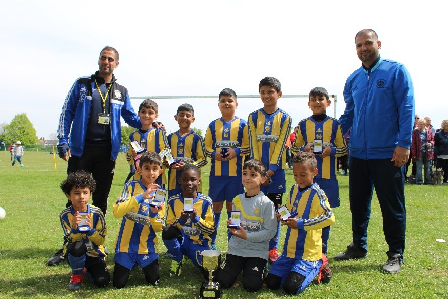 Under 8 Cup Final 1