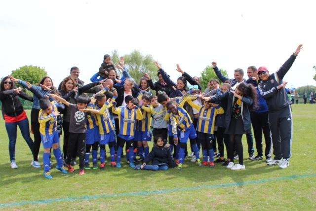 Under 8 Cup Final 3